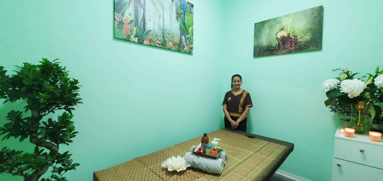 Unser Studio | Maliwan Thaimassagen in Spandau