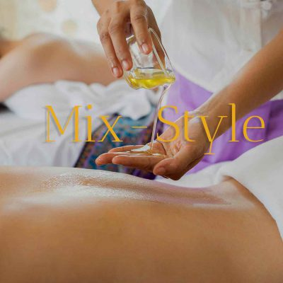 Partnermassage Mix-Style